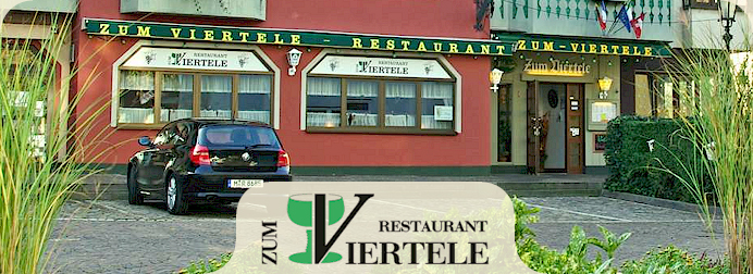"Restaurant ""Zum Viertele"" Bad Säckingen"